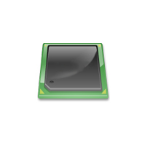 Fujitsu S26361-F4051-L830 Processor Radiator