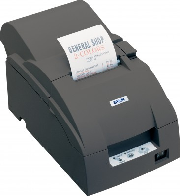 Epson TM-U220A (057): Serial, PS, EDG