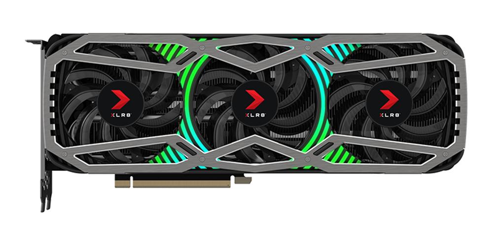 PNY GeForce RTX 3070 8GB XLR8 Gaming EPIC-X RGB Triple Fan Edition