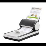 Fujitsu fi-7240 600 x 600 DPI Flatbed & ADF scanner Black,White A4