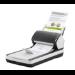 Fujitsu fi-7240 600 x 600 DPI Escáner de superficie plana y alimentador automático de documentos (ADF) Negro, Blanco A4