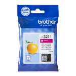 Brother LC-3211M Ink cartridge magenta, 200 pages