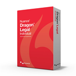 Nuance Dragon NaturallySpeaking Legal Individual 15 Wireless