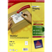 Avery L7166-250 White 1500pc(s) self-adhesive label