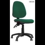 Eliza Tinsley Java 200 High Back Operator Chair Green DD