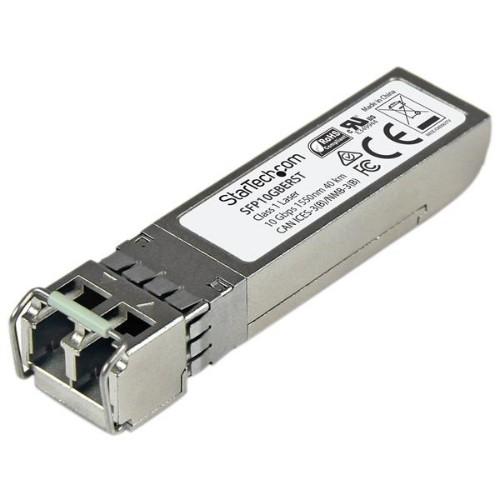 StarTech.com MSA Compliant SFP+ Transceiver Module - 10GBASE-ER