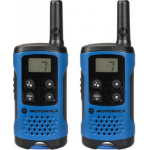 Motorola TLKR-T41 two-way radio 8 channels 446 MHz