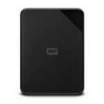 Western Digital WDBEPK0010BBK-WESN external hard drive 1000 GB Black
