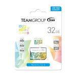 Team Group Color Card II Micro SDHC UHS-1 U3 32G 90/45 R/W