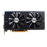 Sapphire 11260-01-20G Radeon RX 480 8GB GDDR5 Video Card