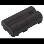 2-Power Camcorder Battery 7.2V 2600mAh