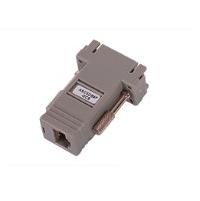 Raritan ASCSDB9F-DCE cable interface/gender adapter Grey