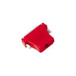 Black Box FA4525M-RD cable gender changer DB25 RJ45 Red