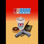 Team17 LA Cops PC/Mac Basic Mac/PC DEU, ENG, ESP, FRE, POL, RUS Videospiel