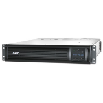 APC Smart-UPS Line-Interactive 2200VA 9AC outlet(s) Rackmount Black uninterruptible power supply (UPS)
