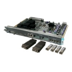 Cisco Catalyst 4500 Supervisor V-10GE, 2x10GE (X2) & 4x1GE (SFP) network switch component