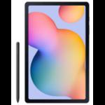 """Samsung Galaxy Tab S6 Lite SM-P610N 64 GB 26.4 cm (10.4"""") Samsung Exynos 4 GB Wi-Fi 5 (802.11ac) Android 10 Grey"""