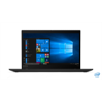 "Lenovo ThinkPad T490s Zwart Notebook 35,6 cm (14"") 1920 x 1080 Pixels Intel® 8ste generatie Core™ i5 i5-8265U 16 GB DDR4-SDRAM 256 GB SSD Windows 10 Pro"