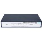 Hewlett Packard Enterprise OfficeConnect 1420 8G Unmanaged L2 Gigabit Ethernet (10/100/1000) Grey 1U