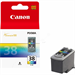 Canon 2146B001 (CL-38) Printhead color, 207 pages, 9ml