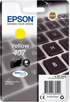 Epson C13T07U440 cartucho de tinta Original Amarillo 1 pieza(s)