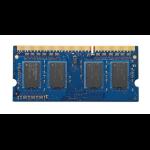 HP 4-GB PC3-12800 (DDR3-1600 MHz) SODIMM Memory