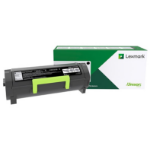 Lexmark 51B2X00 Toner black, 20K pages
