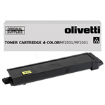 Olivetti B0990 Toner black, 12K pages
