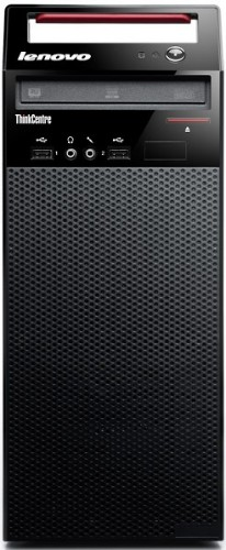 Lenovo ThinkCentre E73 4th gen Intel® Core™ i5 i5-4460S 4 GB DDR3-SDRAM 500 GB HDD Mini Tower Black PC Windows 7 Professional