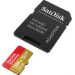 Sandisk Extreme memoria flash 256 GB MicroSDXC Clase 3 UHS-I