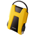 ADATA HD680 external hard drive 2000 GB Yellow