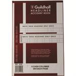 Guildhall L HEADLINER BOOK 298X203 38/6