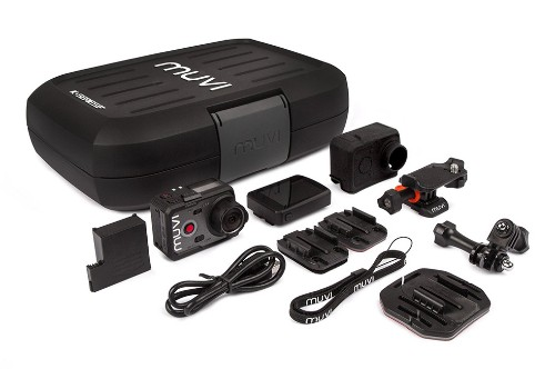 Veho MUVI K-2 PRO 12MP Full HD Wi-Fi action sports camera