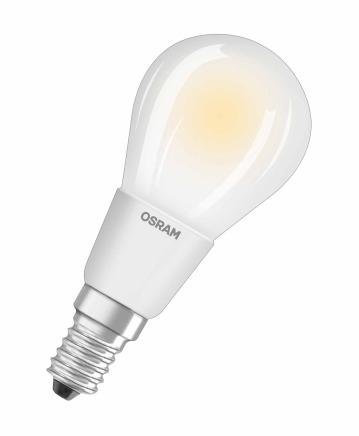 Osram LED RF CL P P45 5W E14 A+ Warm white LED bulb