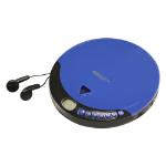 Hamilton Buhl HACX-114 Portable CD player Black,Blue