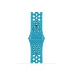 Apple MJ6H3ZM/A smartwatch accessory Band Blau, Grün Fluor-Elastomer