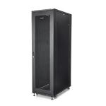 StarTech.com RK4236BKB rack cabinet 42U Freestanding rack Black
