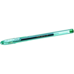 Pilot G107 Gel Rollerball 0.7mm Green PK12