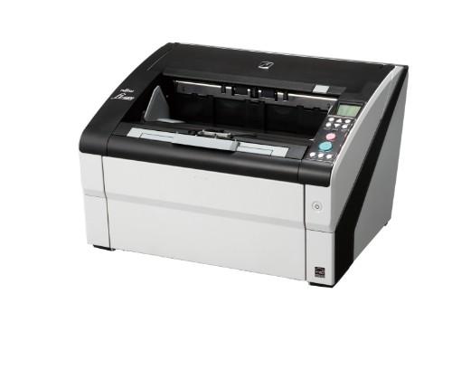 Fujitsu fi-6400 600 x 600 DPI ADF + Manual feed scanner Black,White A3