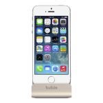 BELKIN Charge and Sync Dock for iPhone 5/5c/5s/6