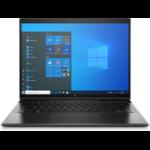 "HP Elite Folio Hybrid (2-in-1) 34.3 cm (13.5"") 1920 x 1080 pixels Touchscreen Qualcomm Snapdragon 8 GB DDR4-SDRAM 256 GB SSD Wi-Fi 5 (802.11ac) Windows 10 Pro Black"