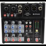 Citronic 170.879UK audio mixer 20 - 20000 Hz Black