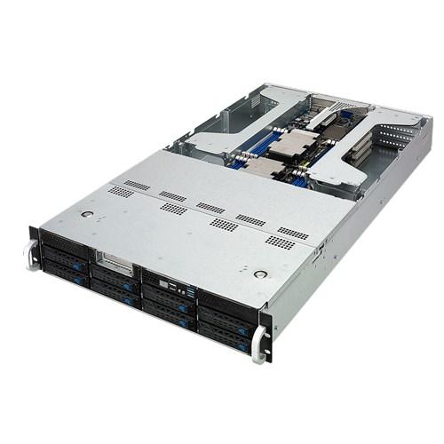 ASUS ESC4000 G4 Intel® C621 LGA 3647 Rack (2U) Black,Silver