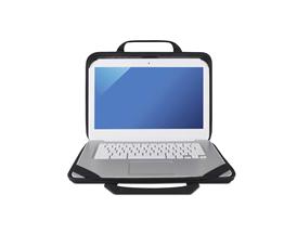 """Belkin B2A076-C00 notebook case 35.6 cm (14"""") Sleeve case Black"""