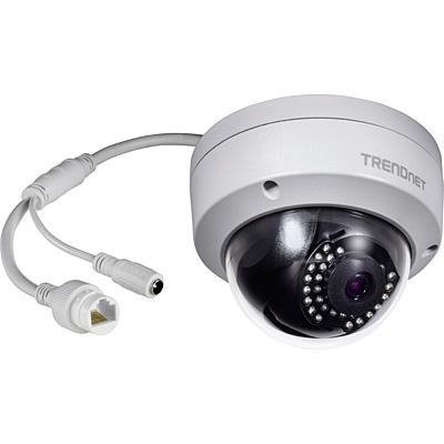 Trendnet TV-IP325PI security camera IP security camera Indoor & outdoor Dome Ceiling 1280 x 720 pixels