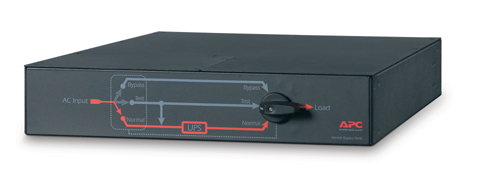APC SBP6KRMI2U power supply unit 230V
