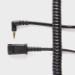 JPL BL-06+P 2.5mm PLX QD Black cable interface/gender adapter