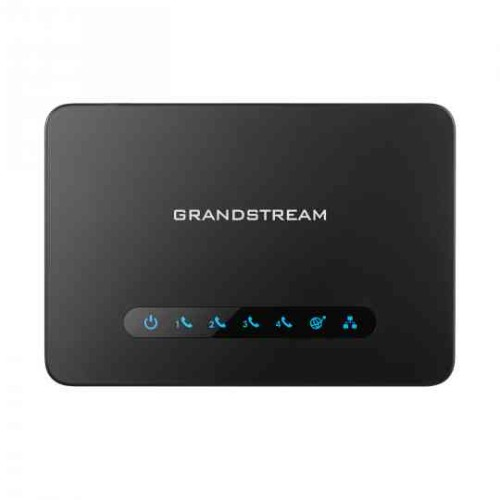 Grandstream Networks HT818 VoIP telephone adapter