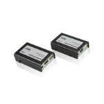 Aten VE803 AV extender AV transmitter & receiver Black,Grey