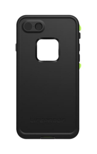 """LifeProof 77-56788 mobile phone case 11.9 cm (4.7"""") Cover Black,Lime"""